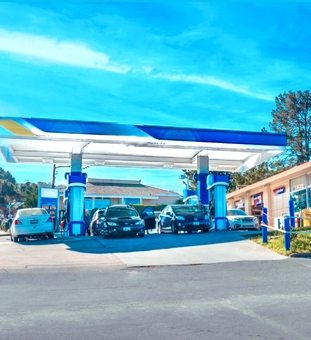 Branded Gas Station in Monterey County-Prime Location